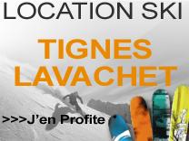 Location Ski Tignes Lavachet